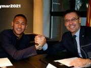 "Bóng đá - Barca ""trói"" Neymar, phí phá vỡ hợp đồng 250 triệu euro"