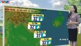 Dự báo thời tiết VTV 21/10: Bão số 8 tiến nhanh về Trung Quốc