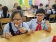 Học sinh tiểu học làm… nhà khoa học