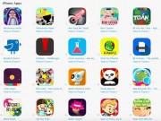 """Công nghệ thông tin - Top 10 game, ứng dụng trong cuộc thi lập trình """"khủng"""" nhất VN"""