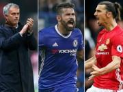 """Bóng đá - Đội hình kết hợp Chelsea – MU: Toàn ngổ ngáo và """"máy cày"""""""