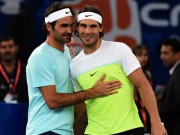 Thể thao - Federer, Nadal sẽ rơi khỏi top 8: Kết thúc một kỷ nguyên huyền thoại