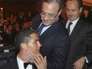 """Bóng đá - Real: Chủ tịch Perez từ chối """"yêu sách"""" của Ronaldo"""
