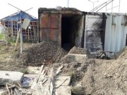 Tin tức trong ngày - Hai công nhân bị bỏng khí gas khi mở container