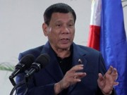 """Tổng thống Philippines nói lại về phát ngôn  """" cắt đứt """"  Mỹ"""