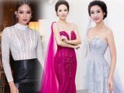 Thời trang - HH Mỹ Linh, Phạm Hương dẫn đầu top mặc đẹp nhất tuần
