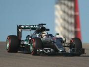 Thể thao - F1 - Đua thử US GP: Tâm điểm Rosberg, Hamilton