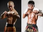 """Thể thao - """"Đệ nhất Thiếu Lâm"""" đấm cột sắt dọa nạt """"vua Muay Thái"""""""