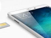 Tiếp tục rò rỉ cấu hình và giá bán Xiaomi Mi Note 2