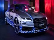 Tư vấn - Audi S7 Sportback gia nhập Lực lượng Cảnh sát