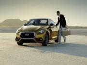 Tin tức ô tô - Ngắm Infiniti Q60 bản vàng đặc biệt đẹp lung linh