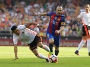 Bóng đá - Chi tiết Valencia - Barcelona: Bàn thắng muộn màng (KT)