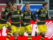 Bóng đá - Ingolstadt - Dortmund: Hai bộ mặt trái ngược