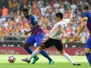 Bóng đá - Valencia - Barcelona: Phút bù giờ định mệnh