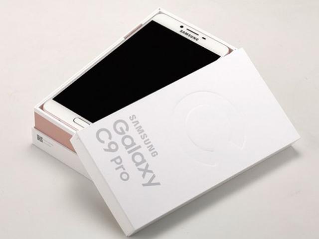 Ra mắt Samsung Galaxy Pro C9, RAM 6GB giá hấp dẫn