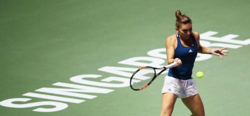 WTA Finals ngày 1: Halep, Kerber thắng trận ra quân - 2