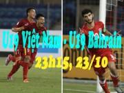 Bóng đá - U19 Việt Nam - U19 Bahrain: Một bước tới World Cup