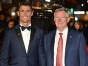 Bóng đá - Tiết lộ: Ronaldo tự vươn đến đỉnh cao, không nhờ Sir Alex