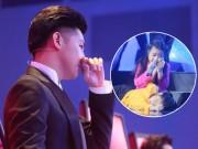Ca nhạc - MTV - Noo Phước Thịnh rơi lệ khi học trò hát về lũ miền Trung