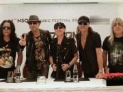 """Ca nhạc - MTV - Huyền thoại Scorpions: """"Được gặp fan Việt rất tuyệt vời"""""""