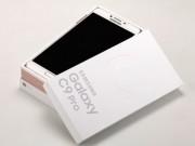 Dế sắp ra lò - Ra mắt Samsung Galaxy Pro C9, RAM 6GB giá hấp dẫn