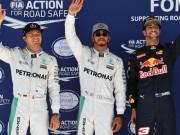 Thể thao - F1 - Phân hạng US GP: Hamilton xuất sắc đoạt pole