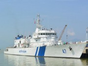 Tin tức trong ngày - Tàu bảo vệ bờ biển Ấn Độ cập cảng Tiên Sa thăm Đà Nẵng