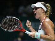 Thể thao - WTA Finals ngày 1: Halep, Kerber thắng trận ra quân