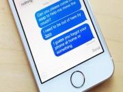 Công nghệ thông tin - Cách để bạn chat iMessage không biết mình đã đọc tin nhắn