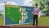 Dự báo thời tiết VTV 23/10: Bắc Bộ nắng ráo, Nam Bộ mưa dông
