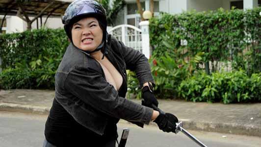 """""""Giải oan"""" cho diễn viên béo trên màn ảnh Việt"""