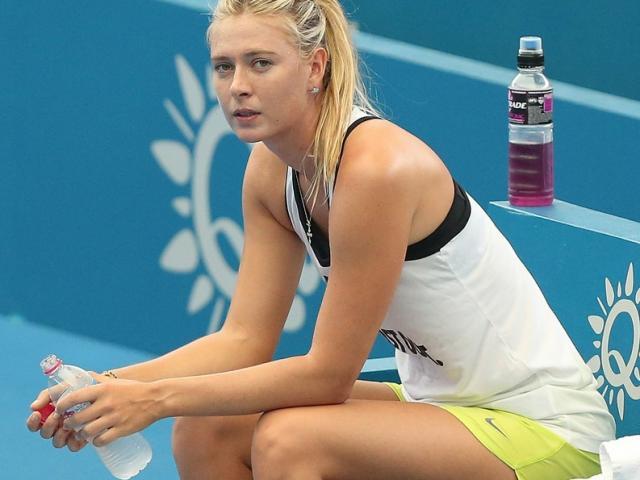BXH tennis 24/10: Sharapova 0 điểm, mất tên mất số