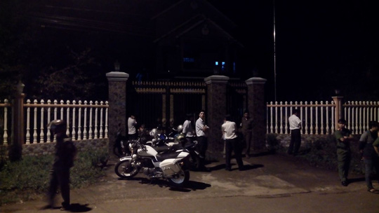 Bà Rịa-Vũng Tàu: Hai mẹ con bị sát hại trong căn biệt thự