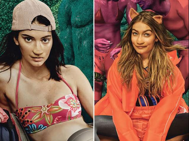 "Gigi - Kendall lọt danh sách  ""thảm họa photoshop"""