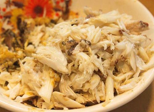 Súp cua măng tây, món khai vị cực chất