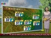 Tin tức trong ngày - Dự báo thời tiết VTV 24/10: Tây Nguyên, Nam Bộ tiếp tục có mưa