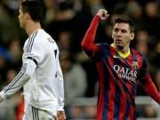 Bóng đá - Tiêu điểm vòng 9 Liga: Đỉnh cao Messi, vực sâu Ronaldo