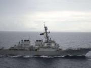Thế giới - Mỹ tuần tra Biển Đông, Trung Quốc rầm rộ tập trận