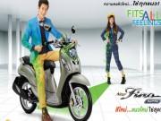 Thế giới xe - Yamaha Fino mới giá 29 triệu đồng khiến nữ sinh mê