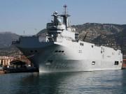 Thế giới - Nga mua 2 chiến hạm Pháp sản xuất với giá chỉ 1 USD?
