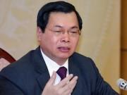 Tin tức trong ngày - Đề nghị kỷ luật cảnh cáo cựu Bộ trưởng Vũ Huy Hoàng