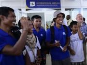 Thế giới - Con tin cướp biển Somalia kể lại ký ức kinh hoàng
