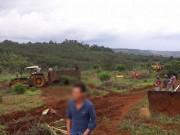 Tin tức trong ngày - Tạm giữ một người vụ 3 bảo vệ rừng bị bắn chết