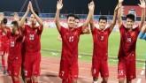 Giành vé World Cup, U19 Việt Nam vỡ òa sung sướng