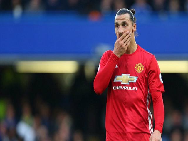 """MU: Ibrahimovic, """"gã khổng lồ"""" đang mơ ngủ"""