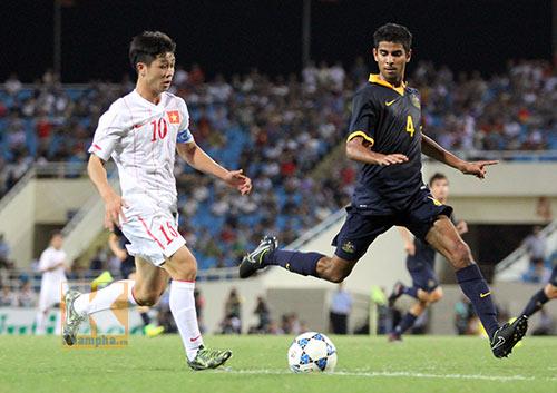 U19 Việt Nam dự World Cup: Thăng hoa nhờ bầu Đức, Công Phượng