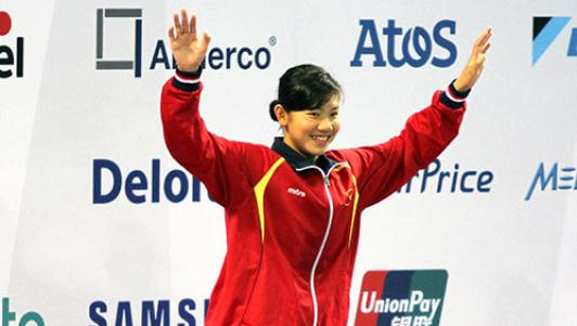 Giải bơi thế giới: Ánh Viên phá kỷ lục cá nhân