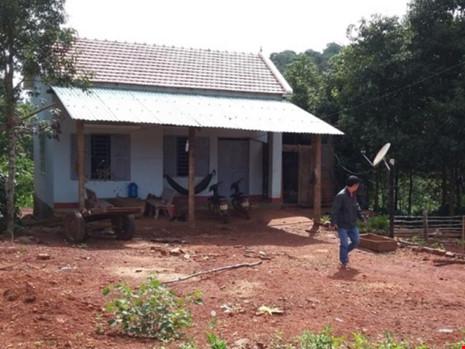 Chém chết trạm trưởng bảo vệ rừng vì xin gỗ không cho