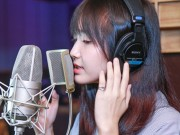 """Bất ngờ với giọng hát mộc của  """" thánh nữ Bolero """"  Jang Mi"""