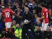Bóng đá - MU đại chiến Man City: Mourinho muốn buông League Cup